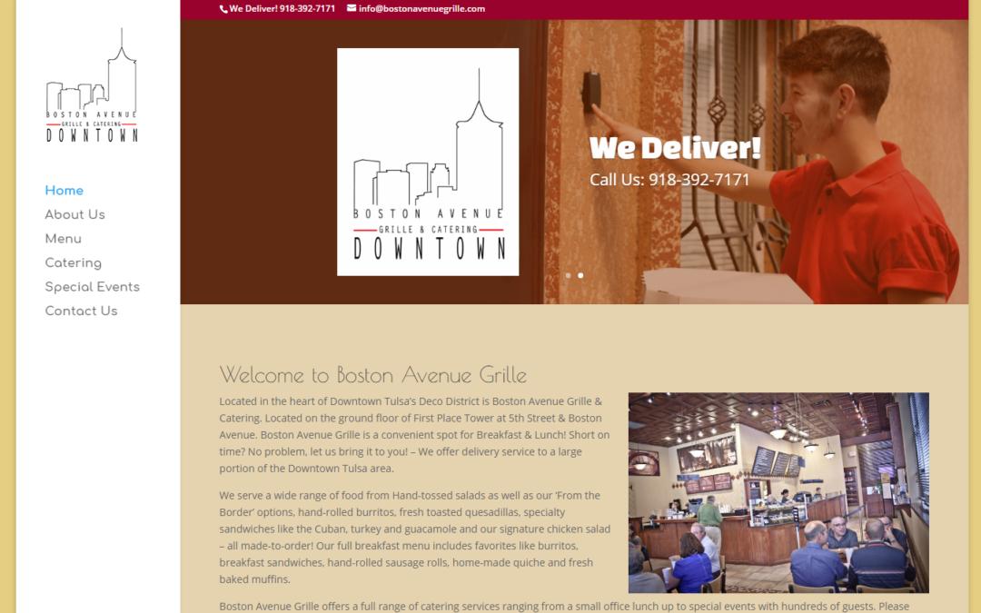 Boston Avenue Grille